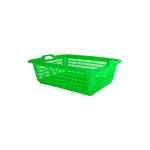 canasta rectangular con agarraador